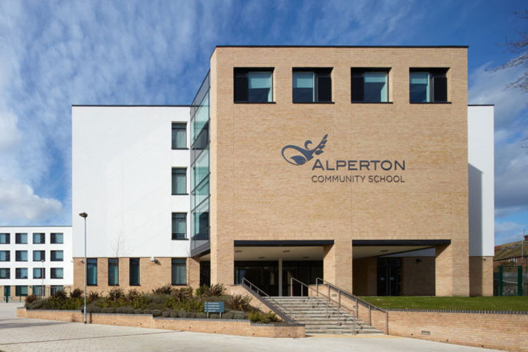 Alperton Community School electrical contract