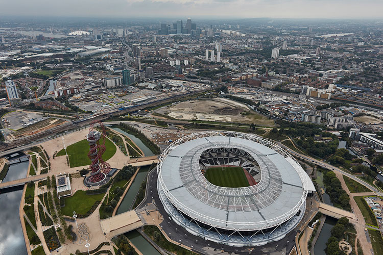 Olympic Stadium - BMS installation project