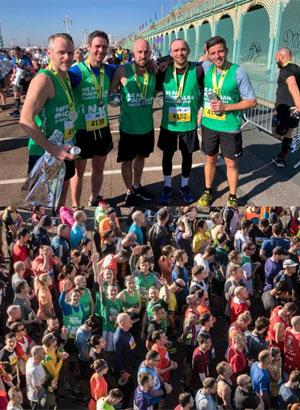 ROC Runners - Brighton Half Marathon